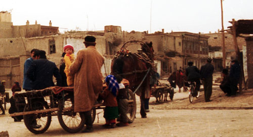 Kashgar 1990