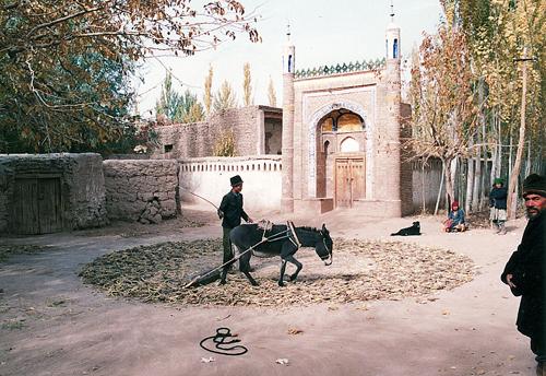 Kashgar 1999