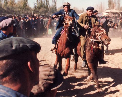 Kasghkar Livestock Market