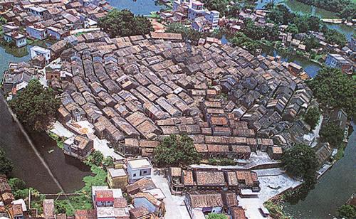 Licha Cun Bagua Village