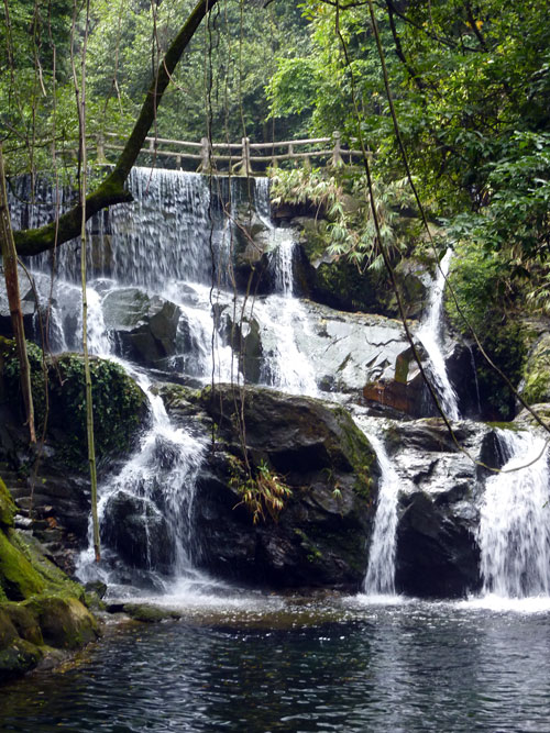 Another Waterfall in Dinghu Shan