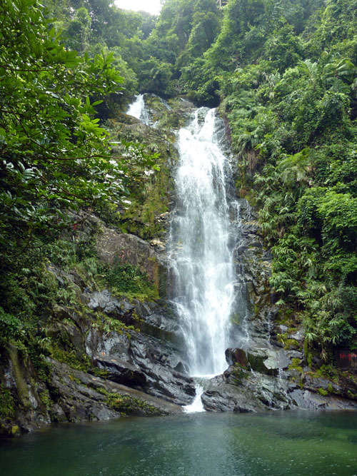 Waterfall Dinghu Shan