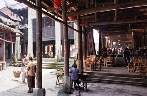 罗城镇 Luocheng