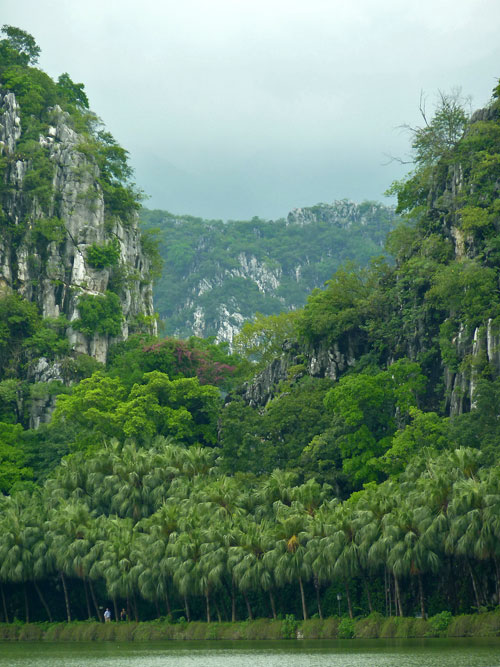Seven Stars Crag Park Zhaoqing