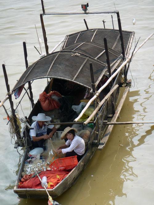 Xijiang River Scene