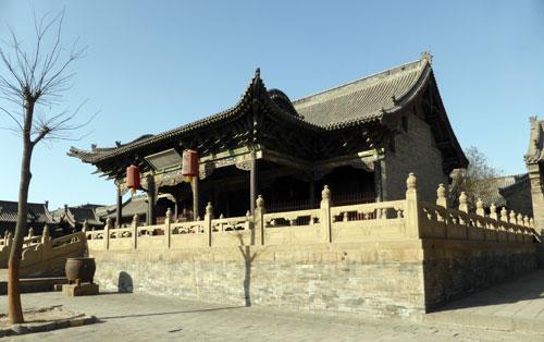 Yuci Temple