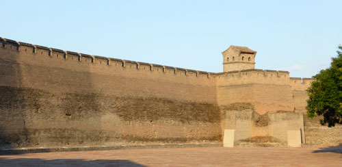 The great walls of Pingyao
