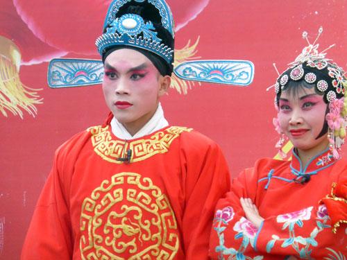 Shanxi Opera in Pingyao