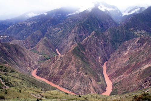 Cizhong 茨中 Yunnan Mekong Valley
