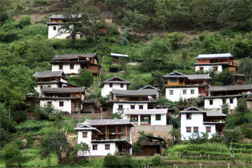 Local Houses in Cizhong