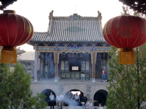 Qikou Black Dragon Temple 黑龙庙
