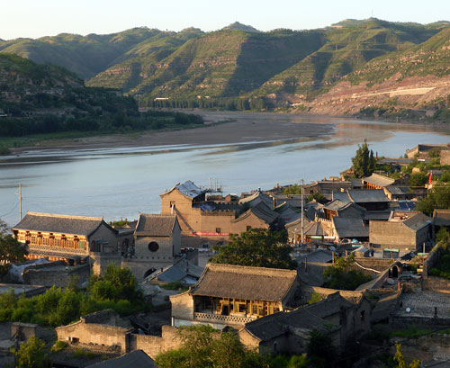 Qikou Yellow River Town