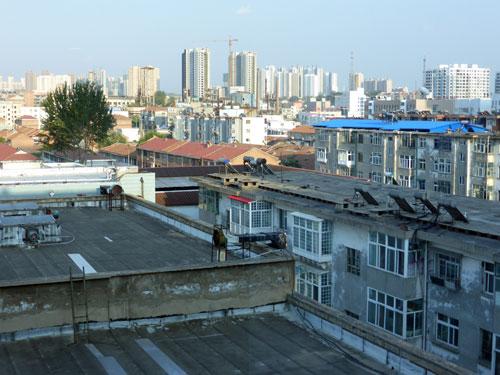 Jincheng Hotel View