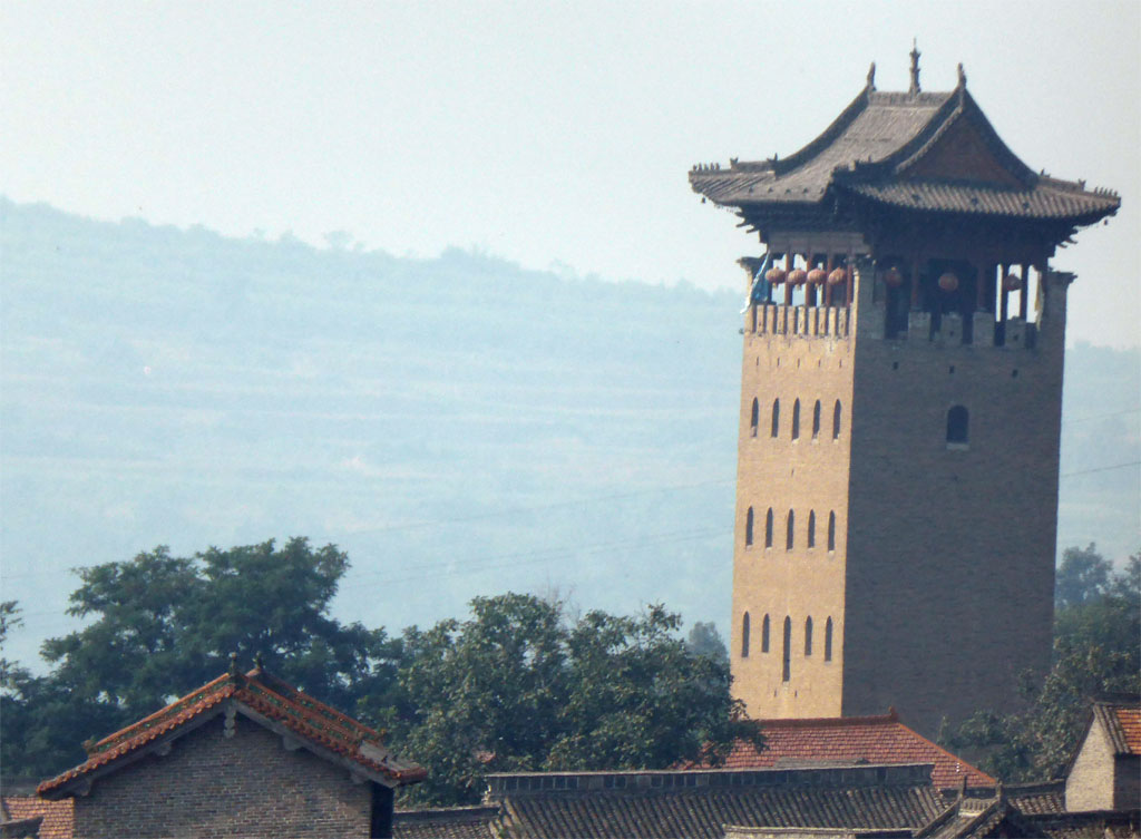 Guoyu 郭峪古城 Watchtower