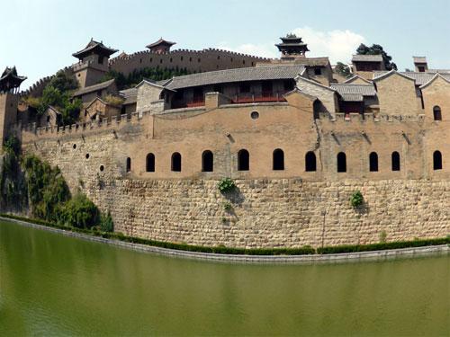 Xiangyu Castle 湘峪古堡