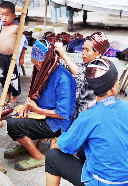 Chong'an Market 重按市场: Guizhou 贵州省