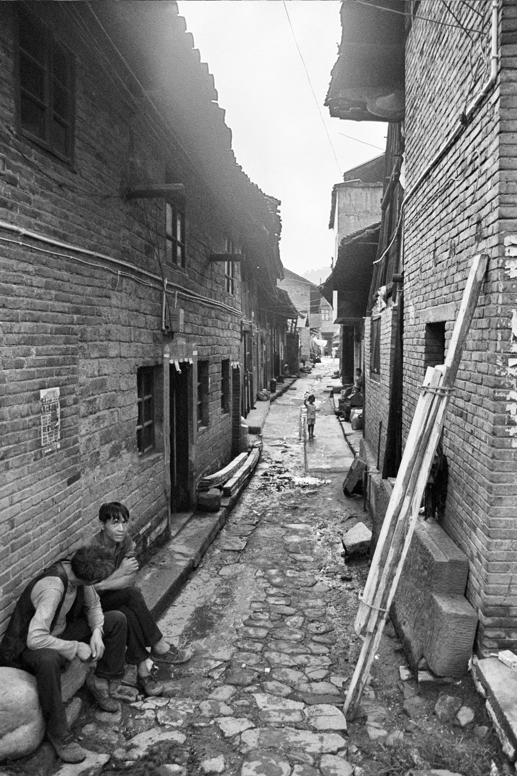 Chong'an back alley