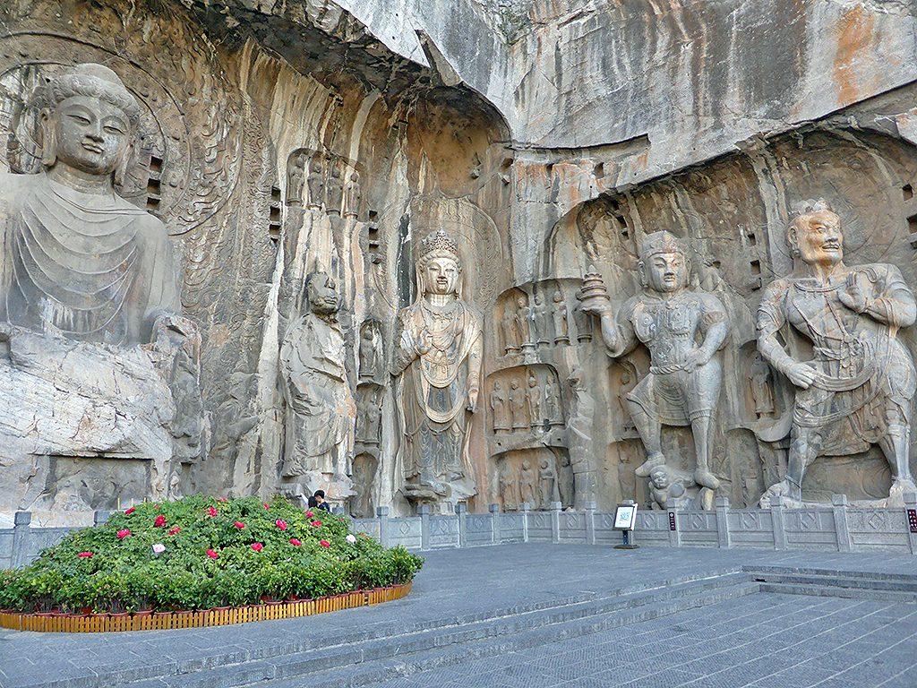 Longmen Caves Luoyang