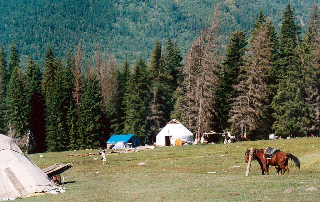 Kazakh Camp