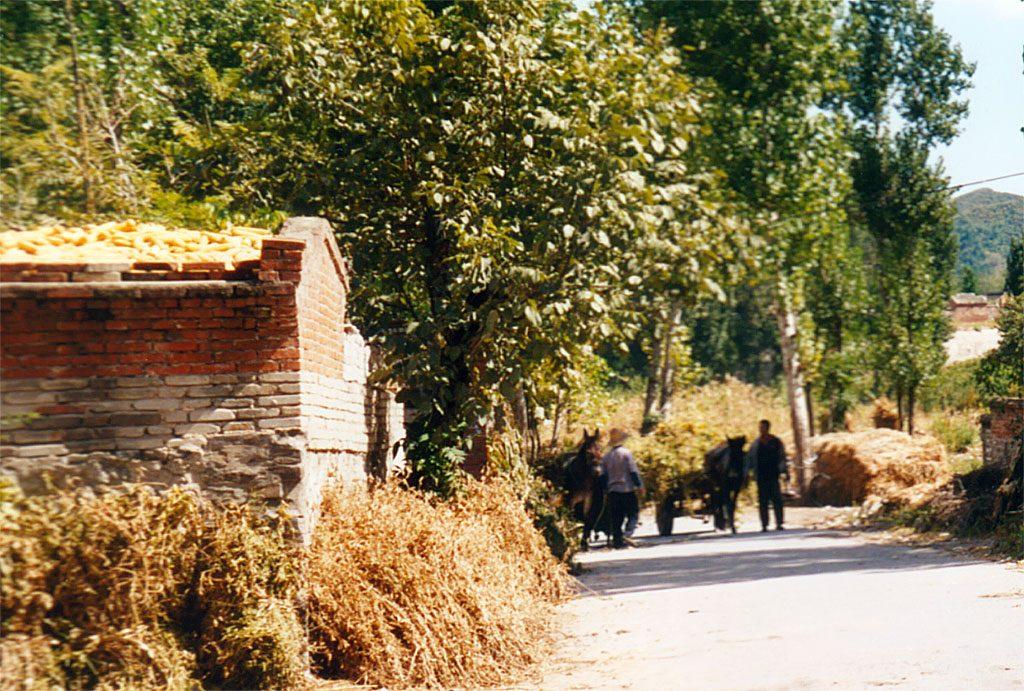Country Side near Huanghua Cheng
