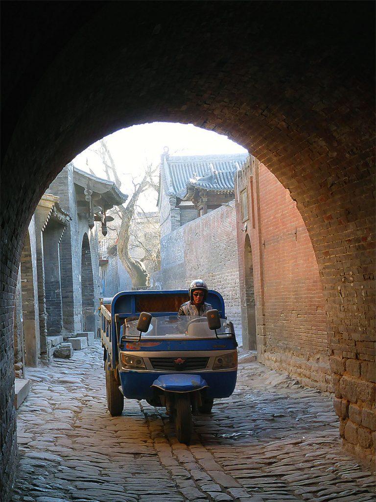 Zhangbi Underground Castle