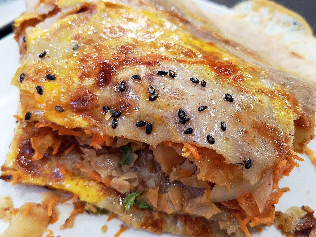 Jian Bing  煎饼  / Chinese Pancake