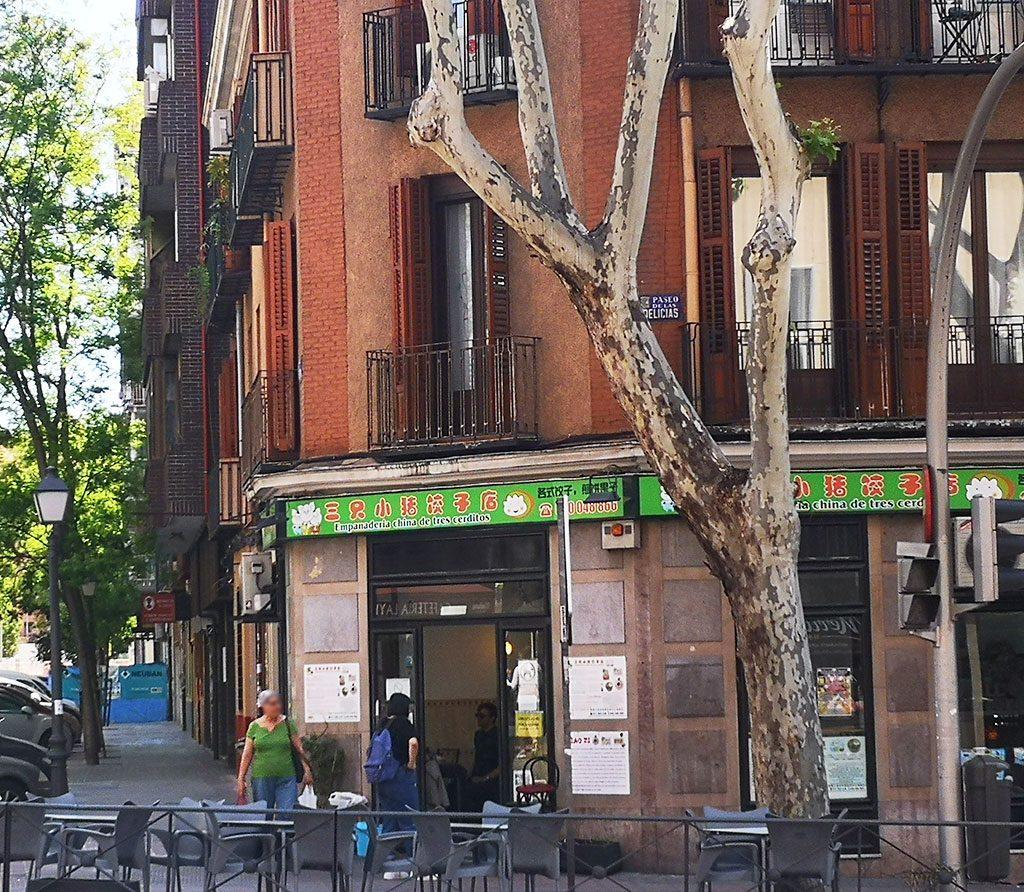 Barrio Delicias
