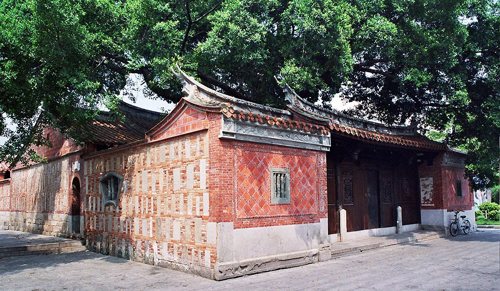 Traditional Fujian House in Quanzhou and excellent restaurant