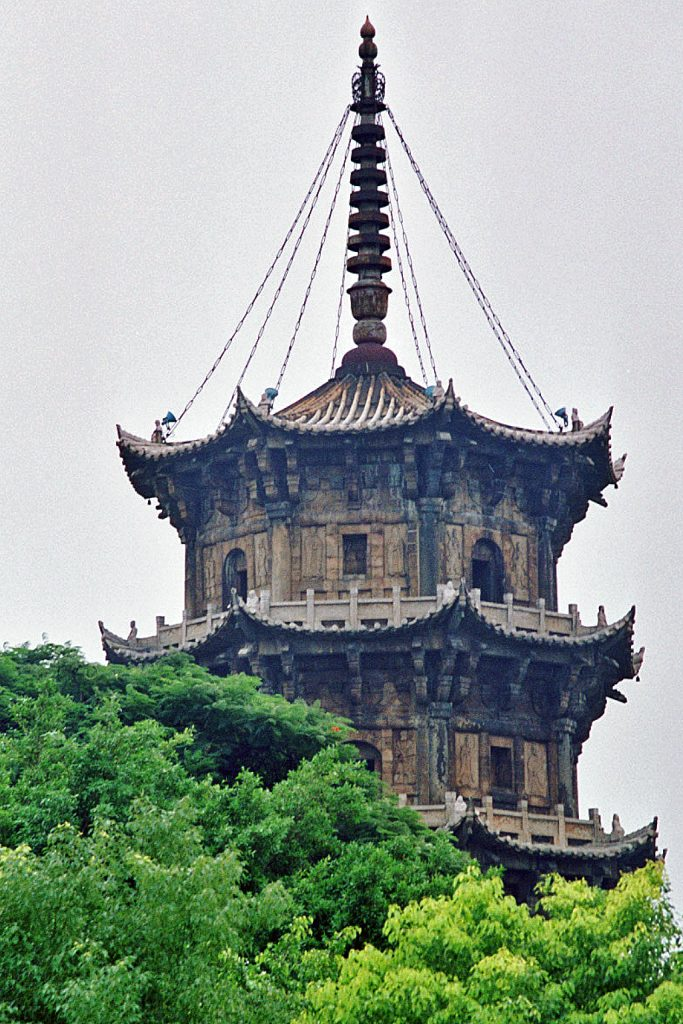 Pagoda at Kaiyuan Temple Quanzhou