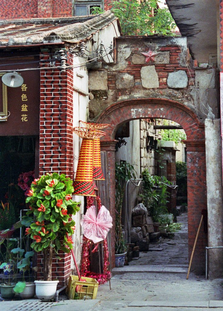 Old Streets in Quanzhuo