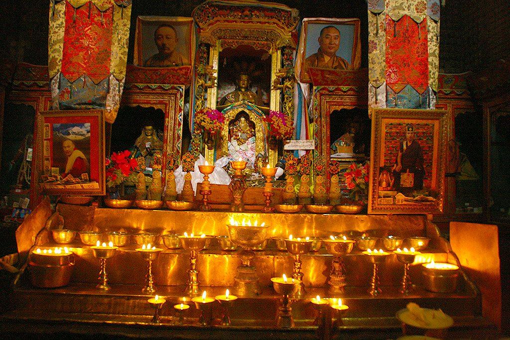 chapal  Shalu Monastery 夏鲁寺: Tibet