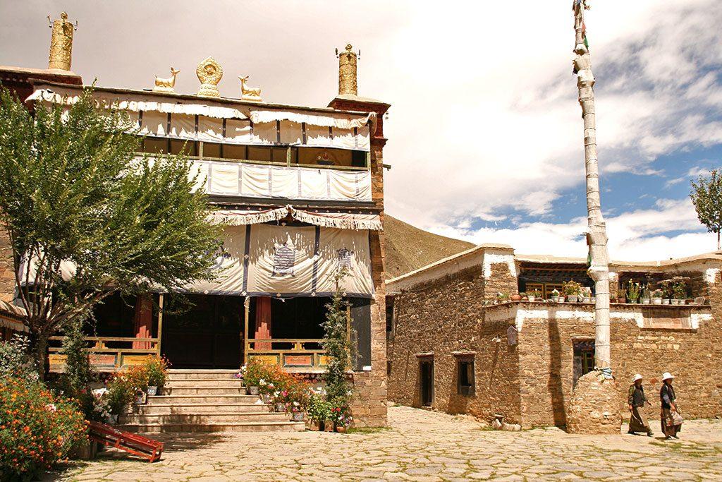Shalu Monastery 夏鲁寺: Tibet