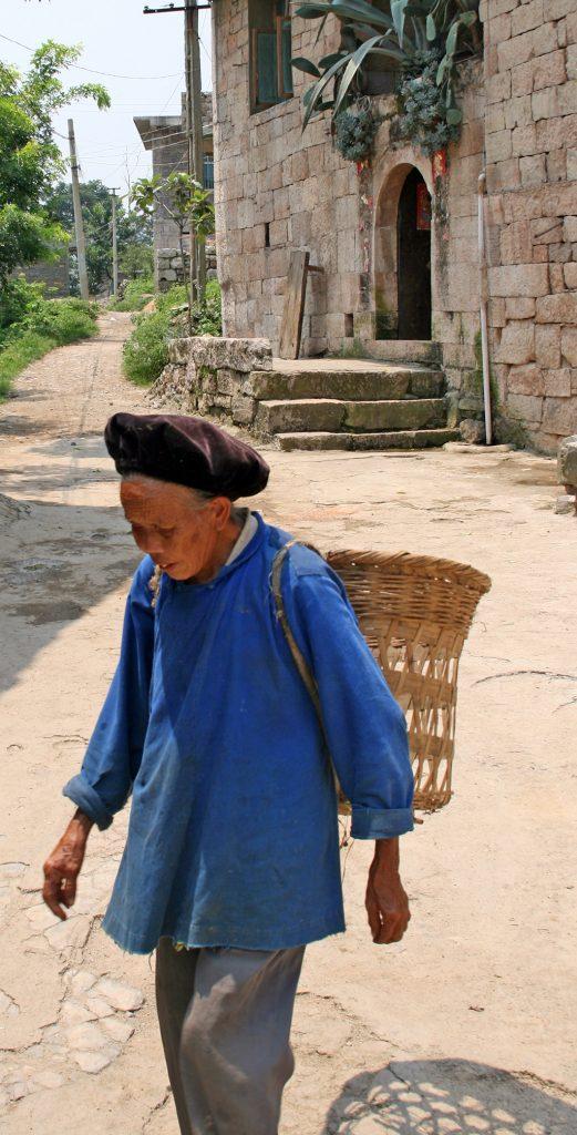 Buyi Lady Shitou Zhai 石头寨