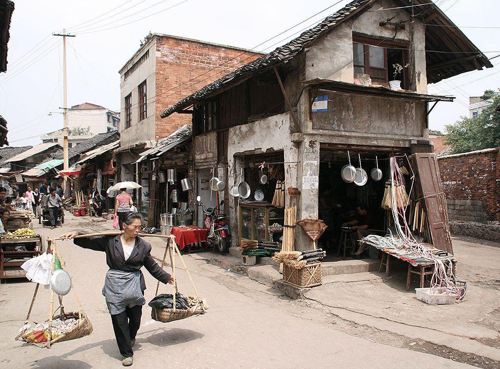 Anshun Sunday Market: 安顺星期七农民市场