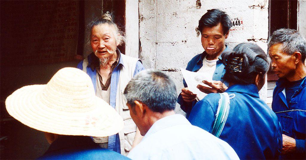 fortune teller Anshun Sunday Market: 安顺星期七农民市场