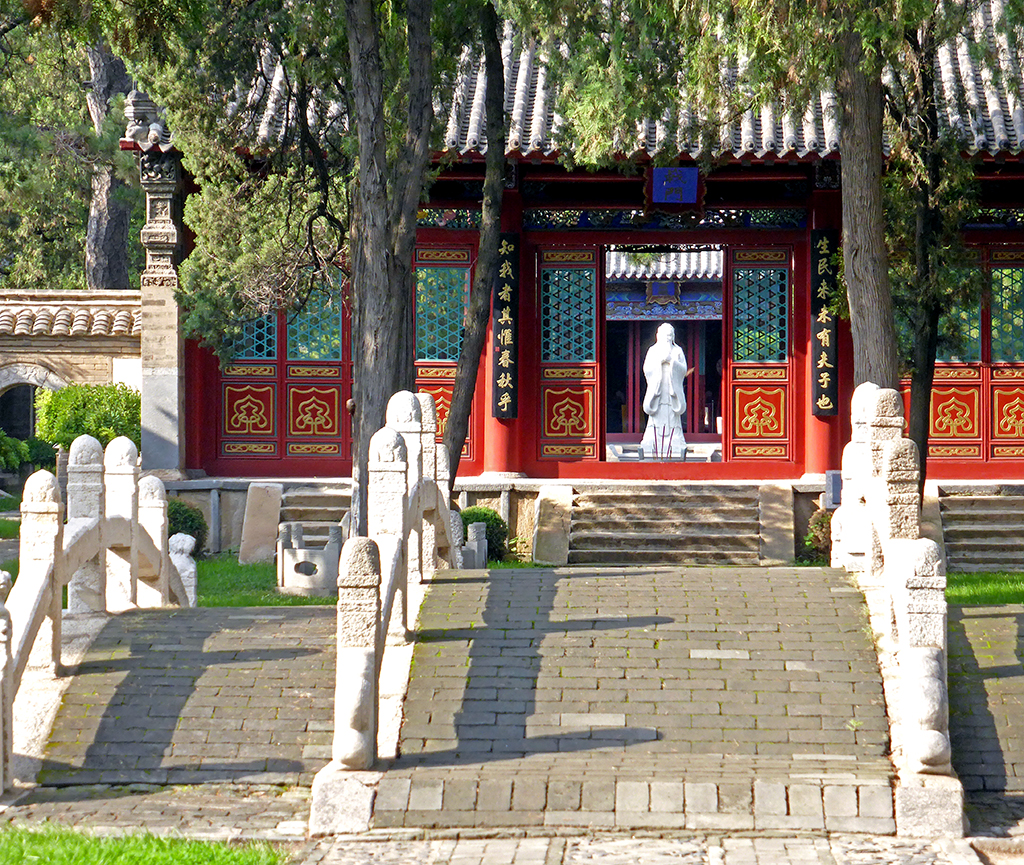 Xincheng Confucius temple 文庙