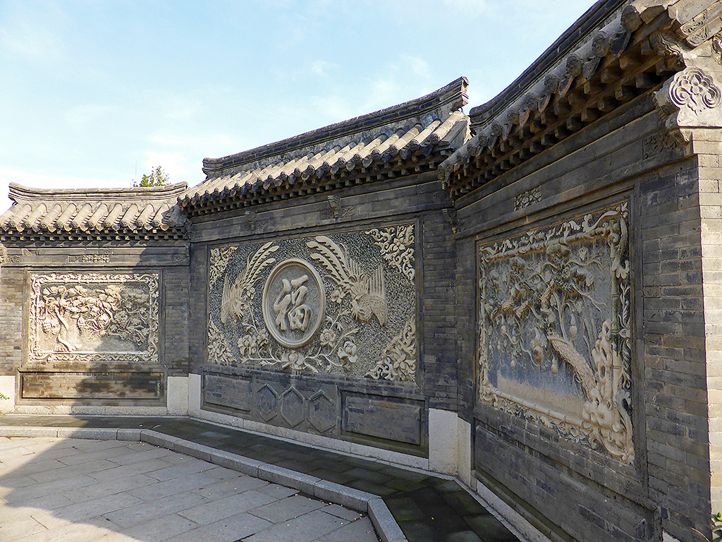 Xincheng Dragon Screen