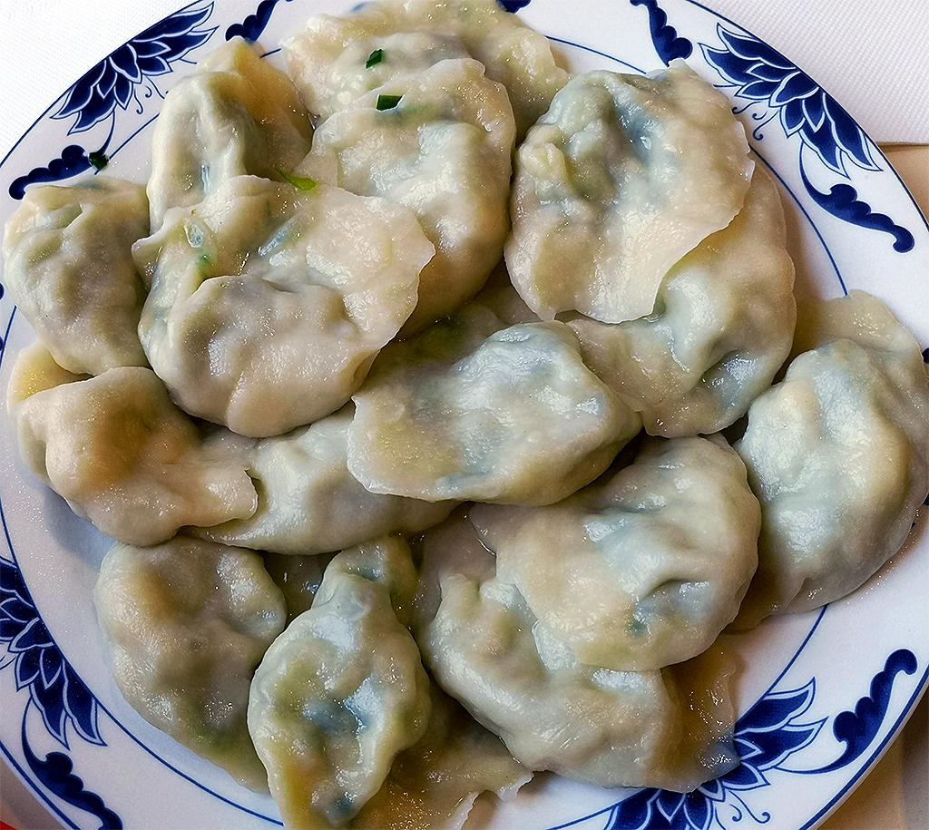 Seafood  dumplings Xincheng