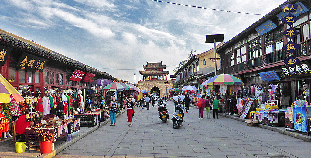 Xingcheng Old City 兴城老成城