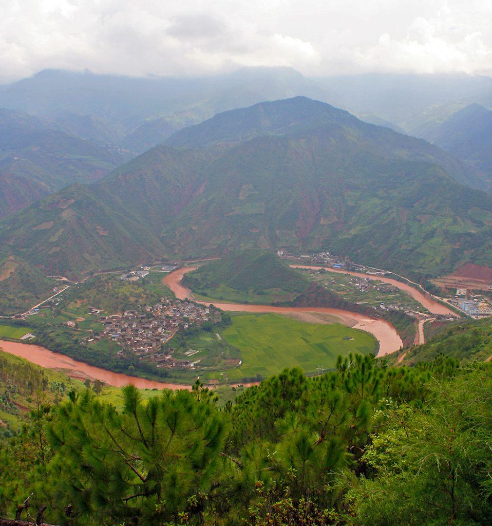Taijitu太极图: Yunnan Province