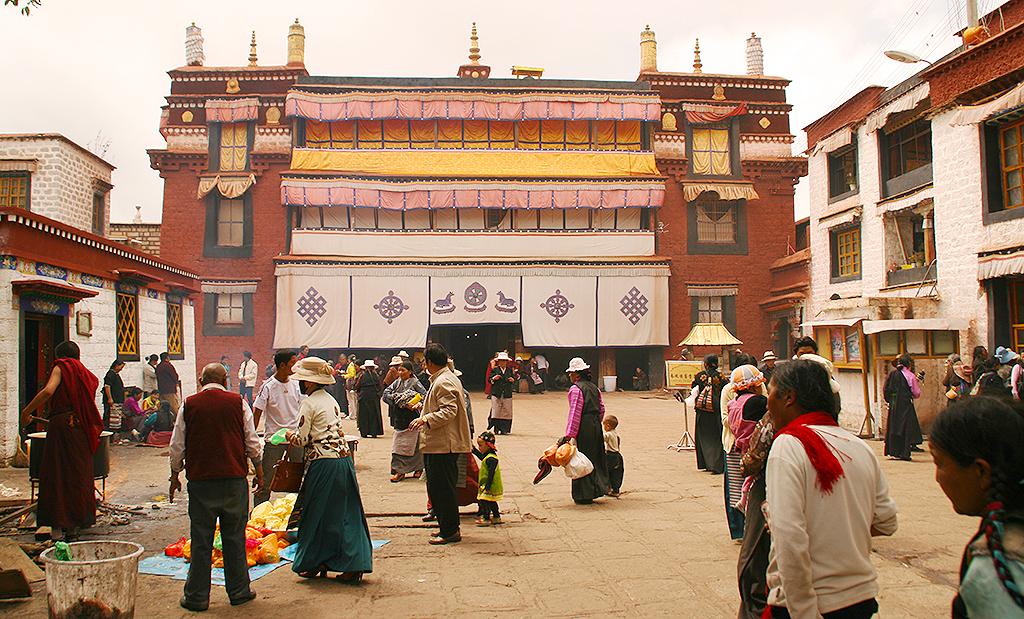 Ramoche Temple Lhasa