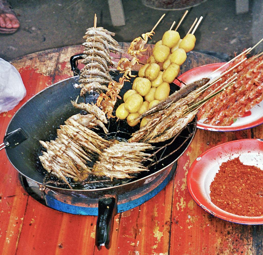 Street Food  Zhenyuan 镇远菜