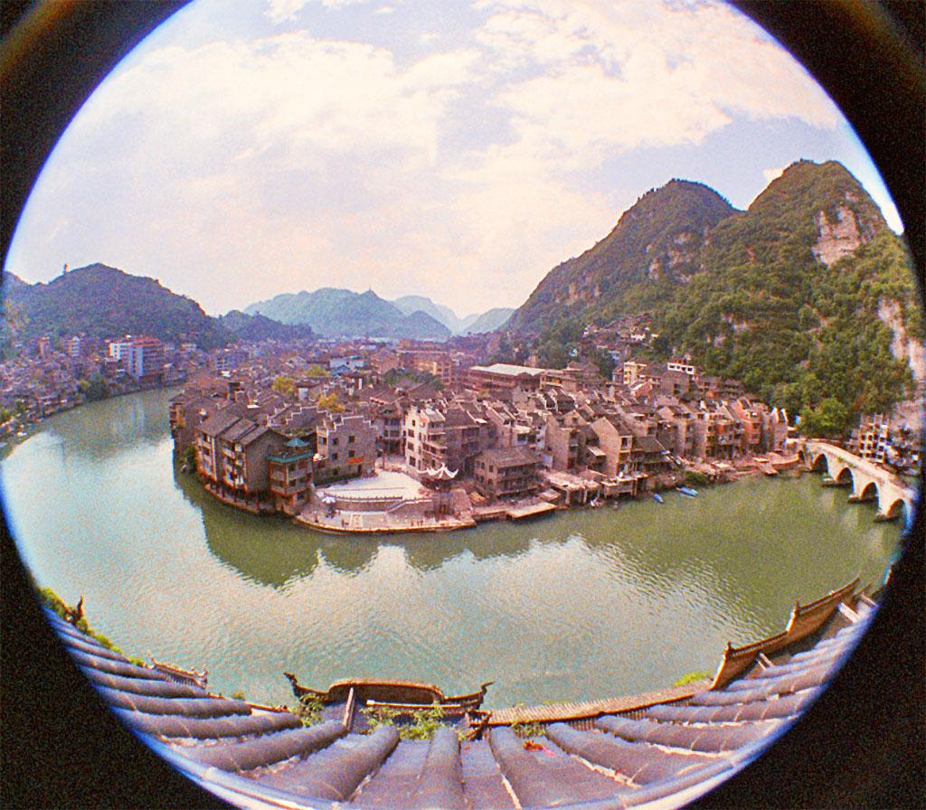 Wuyang River 舞阳河, Zhenyuan 镇远 Guizhou 贵州