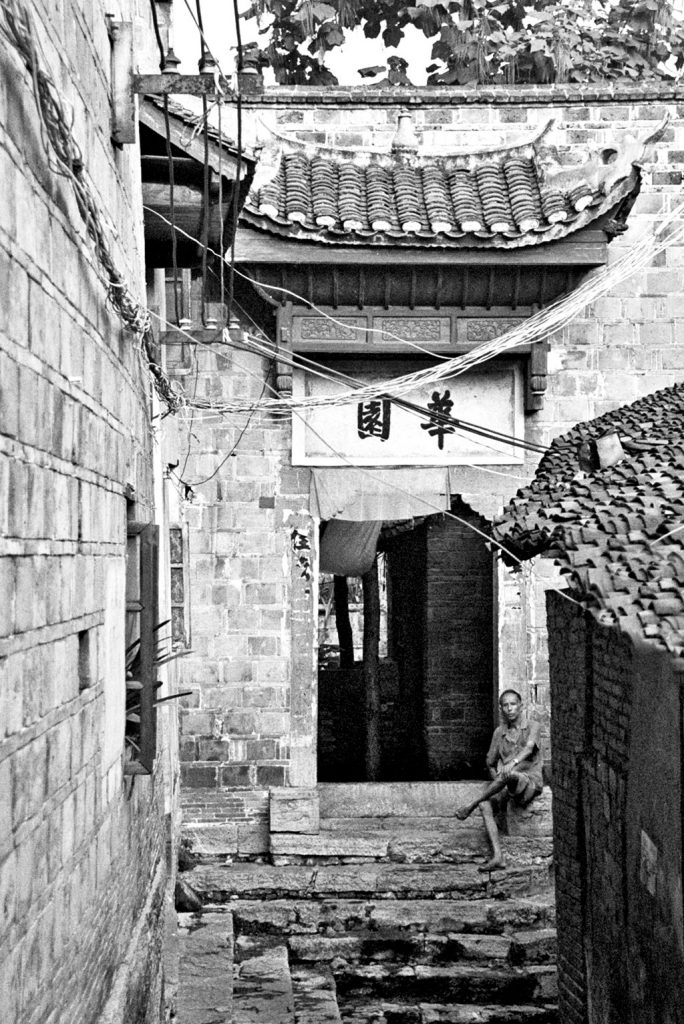 old houses Zhenyuan Guizhou镇远贵州 One of Guizhou's Most Attractive Towns