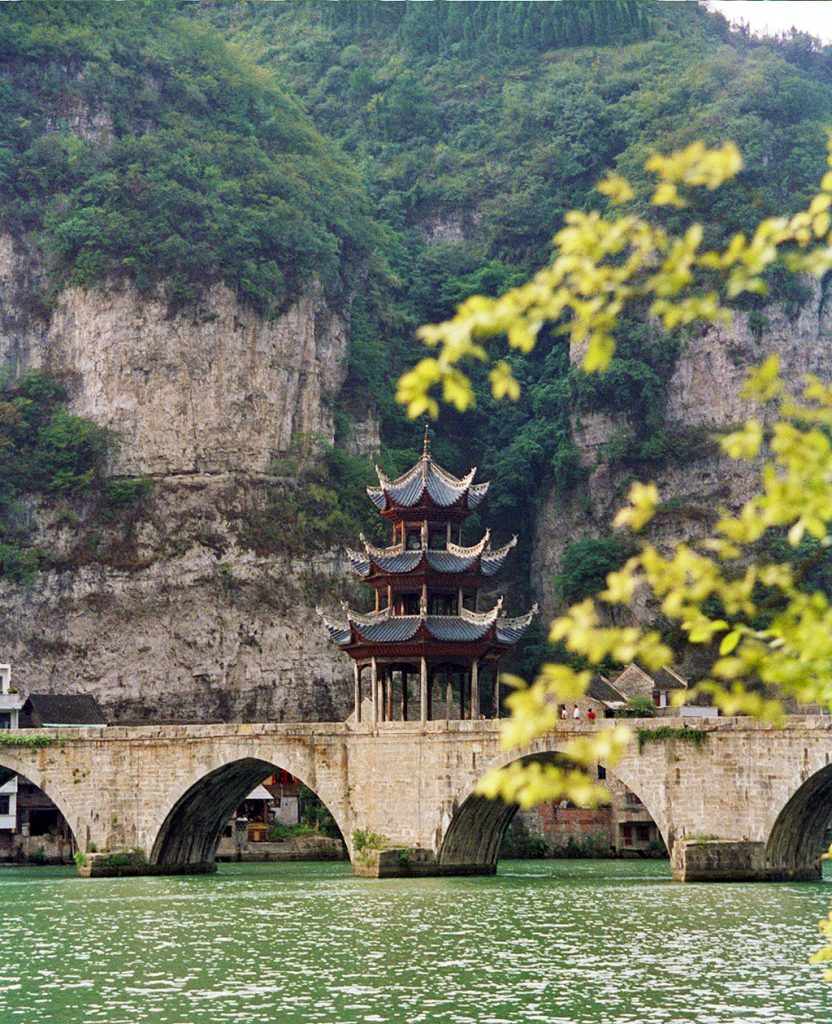 Zhenyuan Guizhou镇远贵州 One of Guizhou's Most Attractive Towns