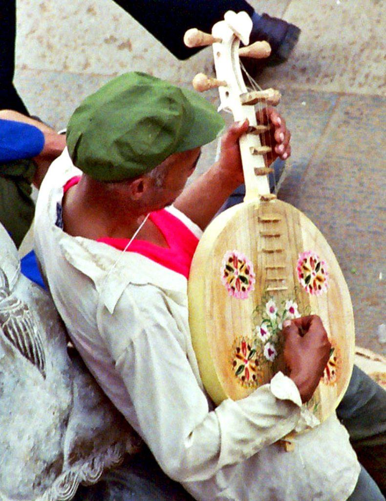 Yi Musician jianshui 建水