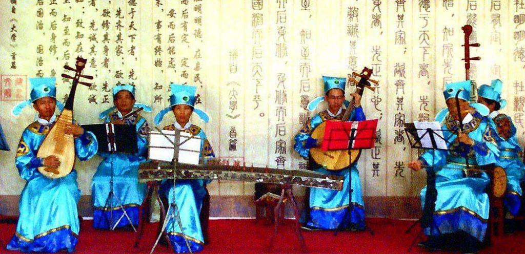 Confucian Temple 文庙 jianshui 建水