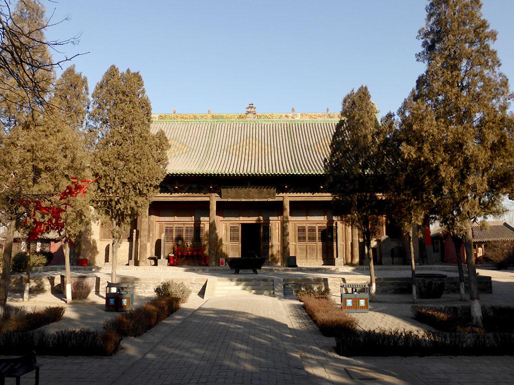 Shuānglín Sì / 双林寺: Pingyao
