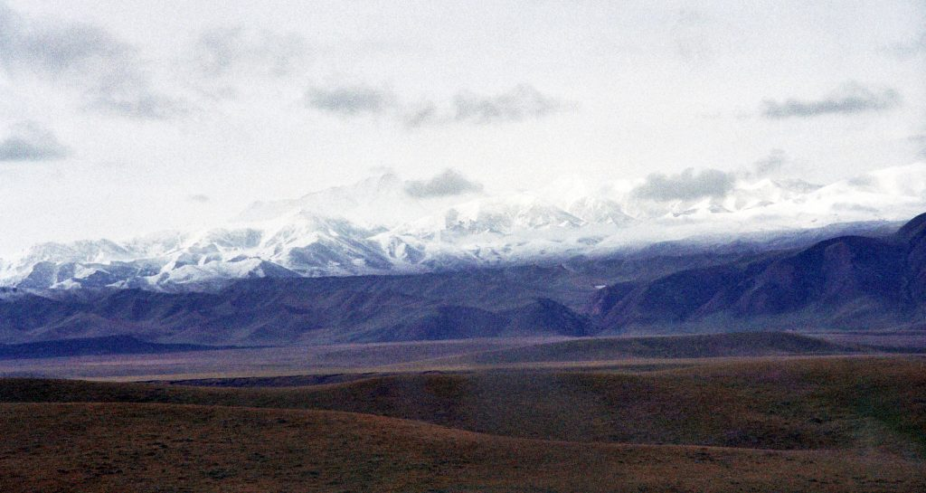xiahe to tongren landscape