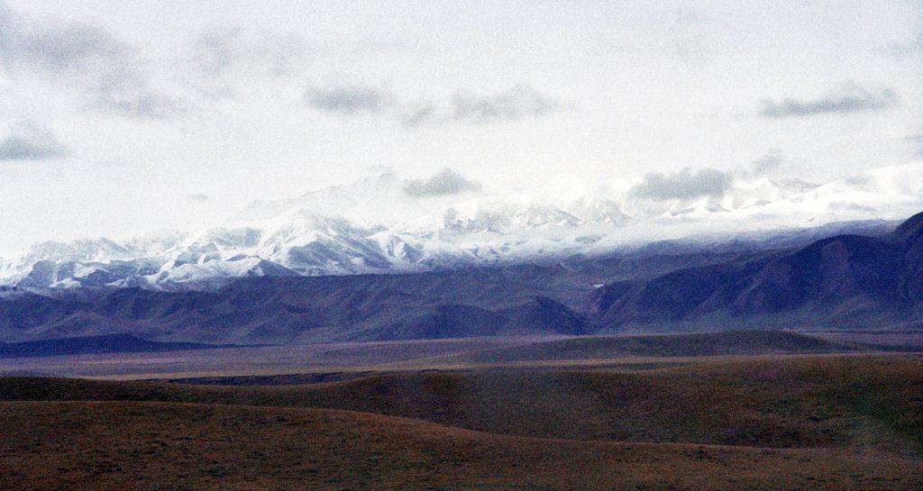 xiahe to tongren landscape